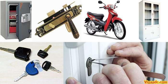 sửa khóa xe máy tân bình